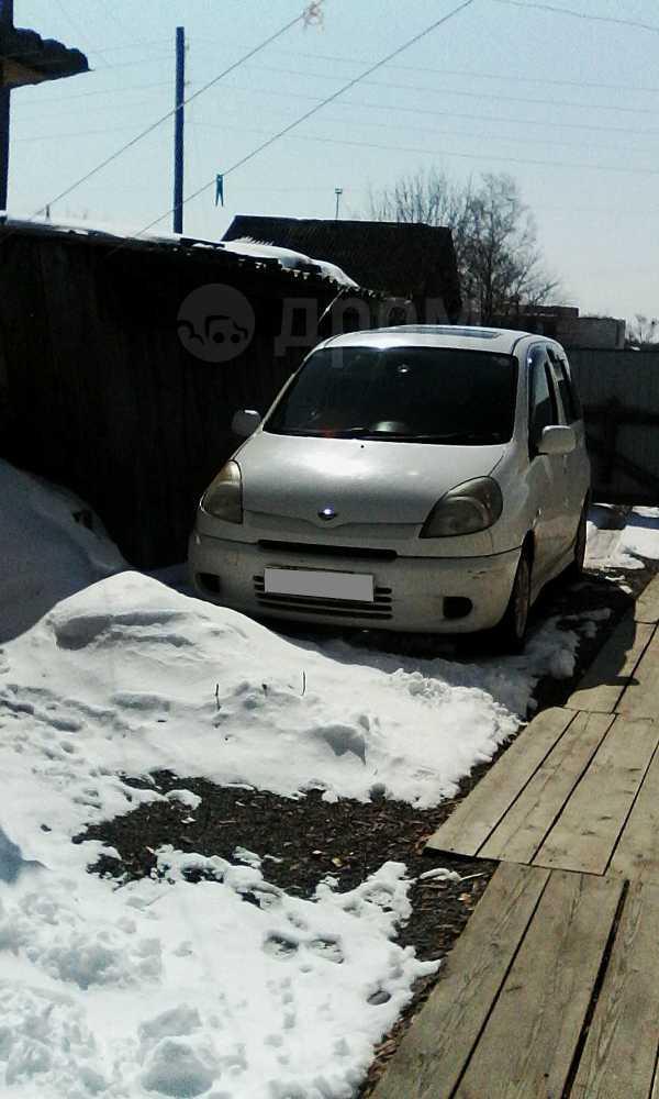Toyota Funcargo, 1999 год, 240 000 руб.