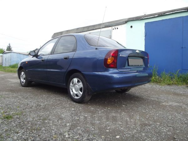 Chevrolet Lanos, 2008 год, 164 000 руб.