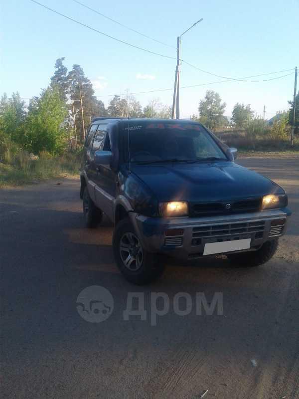 Nissan Mistral, 1995 год, 277 000 руб.
