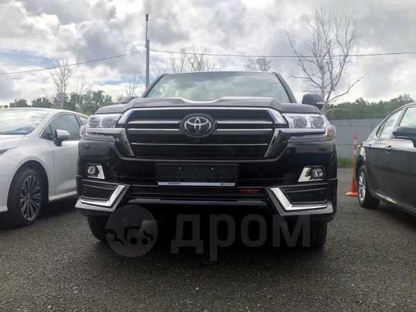 Toyota Land Cruiser, 2019 год, 5 914 000 руб.