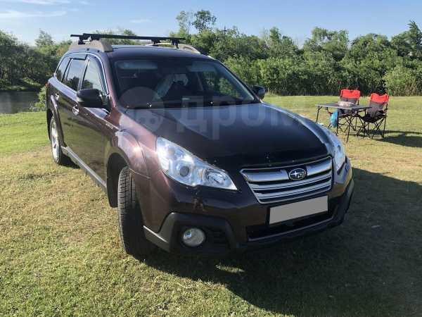 Subaru Outback, 2014 год, 1 298 000 руб.