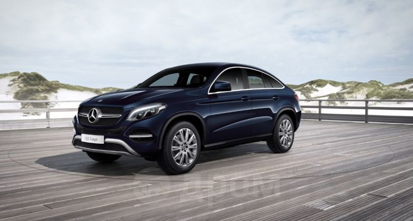 Mercedes-Benz GLE Coupe, 2019 год, 5 636 672 руб.