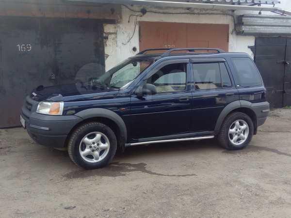 Land Rover Freelander, 2001 год, 295 000 руб.