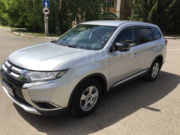 Mitsubishi Outlander, 2016 год, 1 140 000 руб.
