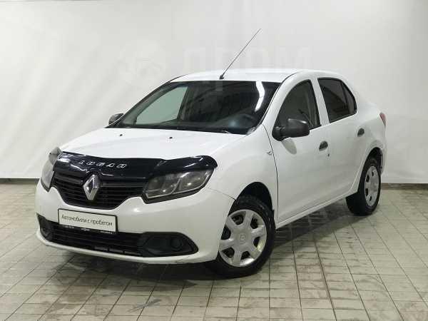 Renault Logan, 2015 год, 266 900 руб.