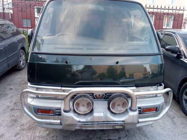 Nissan Homy, 1994 год, 300 000 руб.