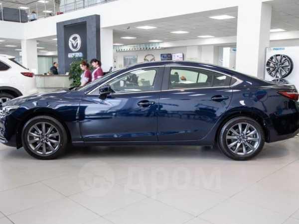 Mazda Mazda6, 2019 год, 1 626 000 руб.