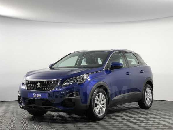 Peugeot 3008, 2017 год, 1 395 600 руб.