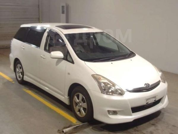 Toyota Wish, 2008 год, 678 000 руб.