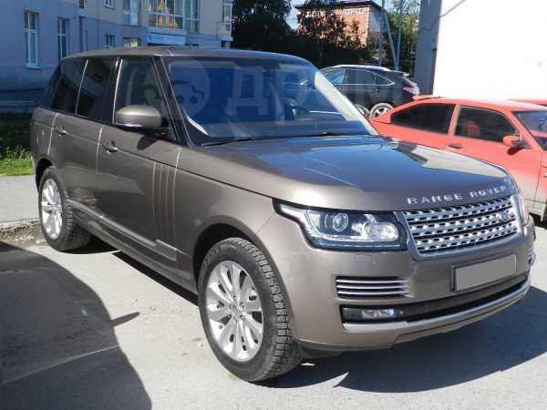 Land Rover Range Rover, 2014 год, 2 770 000 руб.