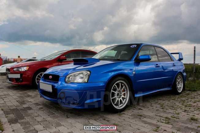 Subaru Impreza WRX STI, 2004 год, 700 000 руб.