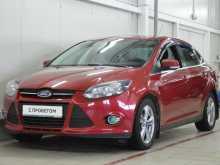 Новый Уренгой Ford Focus 2012