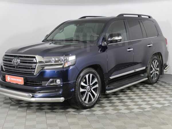 Toyota Land Cruiser, 2017 год, 4 649 000 руб.