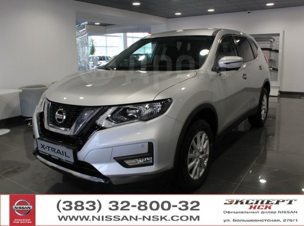 Nissan X-Trail, 2019 год, 1 692 000 руб.