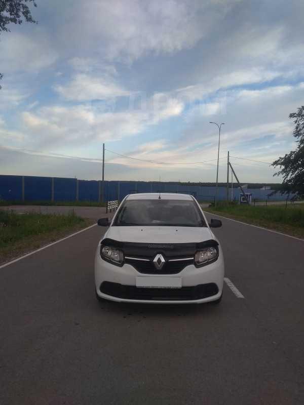 Renault Logan, 2015 год, 417 000 руб.