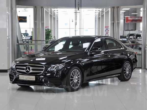 Mercedes-Benz E-Class, 2017 год, 2 450 000 руб.
