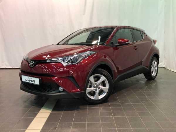 Toyota C-HR, 2019 год, 1 813 233 руб.