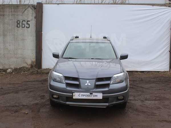 Mitsubishi Outlander, 2005 год, 330 000 руб.