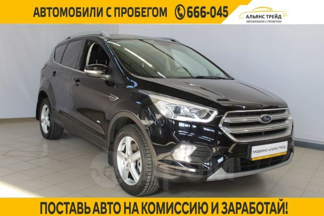 Ford Kuga, 2017 год, 1 169 000 руб.