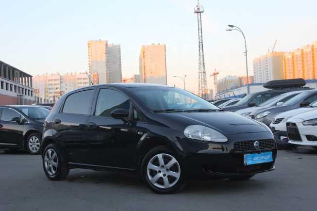 Fiat Punto, 2007 год, 219 000 руб.
