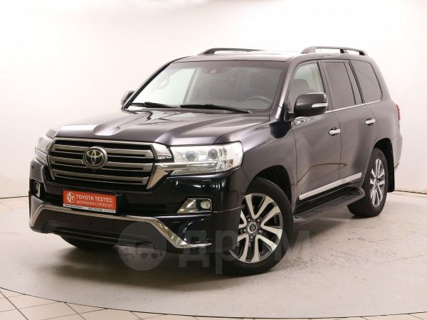 Toyota Land Cruiser, 2016 год, 3 990 000 руб.