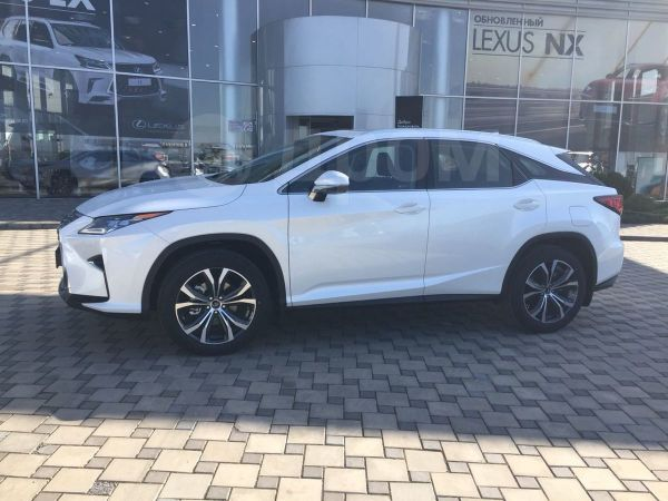 Lexus RX350, 2019 год, 4 170 127 руб.