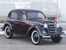 Минеральные Воды Москвич 401 1955