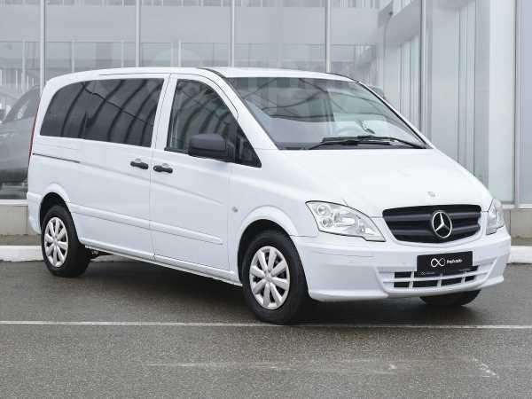 Mercedes-Benz Vito, 2012 год, 1 189 000 руб.