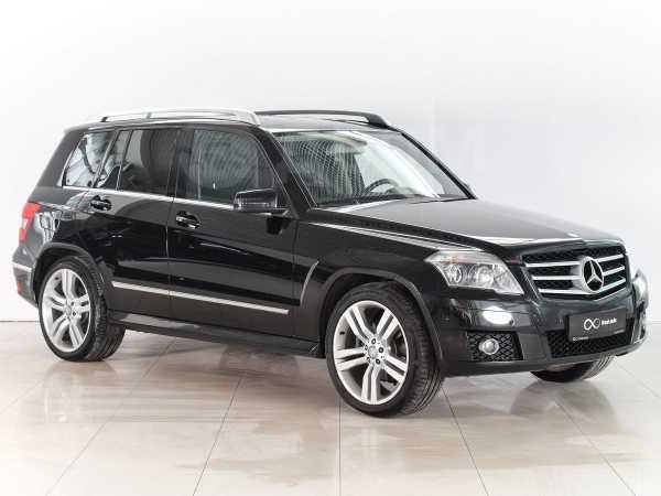 Mercedes-Benz GLK-Class, 2009 год, 884 000 руб.