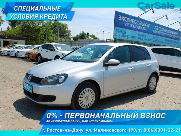 Volkswagen Golf, 2011 год, 495 000 руб.