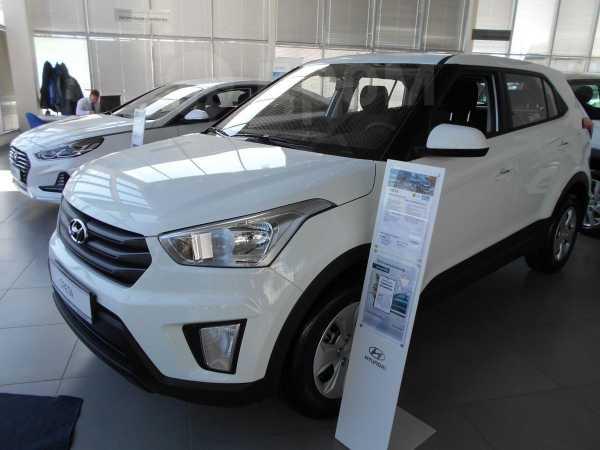 Hyundai Creta, 2019 год, 1 260 000 руб.