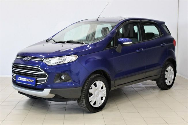 Ford EcoSport, 2016 год, 729 000 руб.