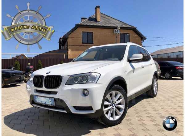 BMW X3, 2011 год, 899 000 руб.