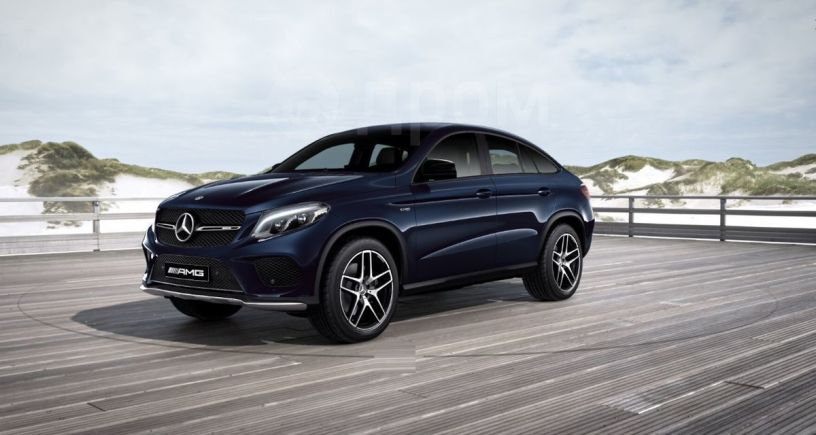 Mercedes-Benz GLE Coupe, 2019 год, 6 983 153 руб.