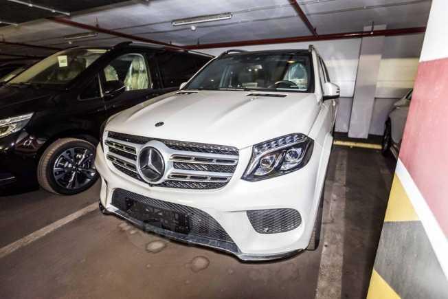 Mercedes-Benz GLS-Class, 2019 год, 7 623 330 руб.