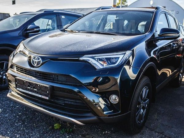 Toyota RAV4, 2019 год, 1 896 000 руб.