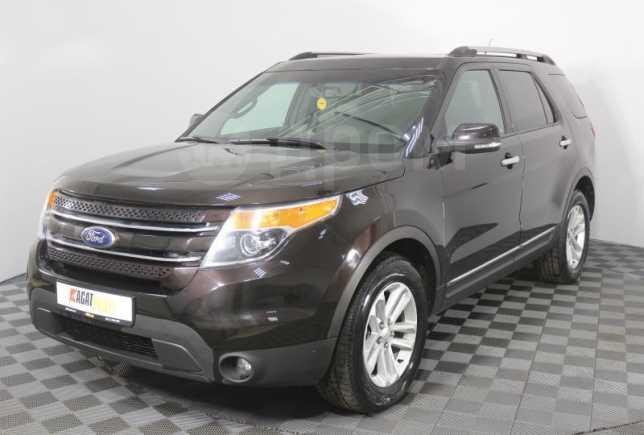 Ford Explorer, 2012 год, 949 000 руб.