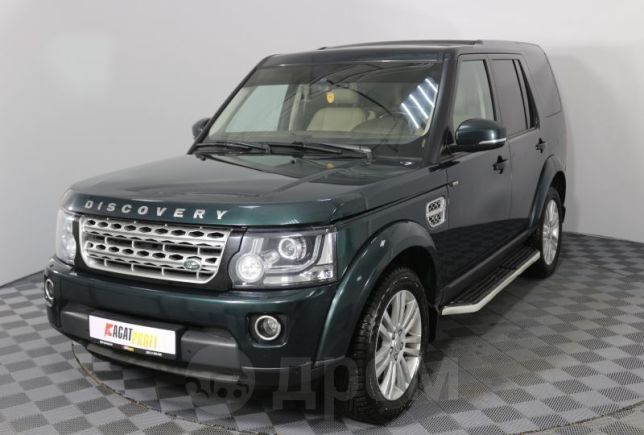 Land Rover Discovery, 2014 год, 1 590 000 руб.