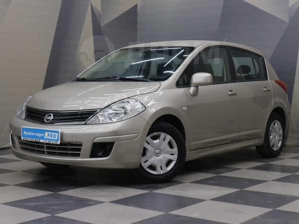 Nissan Tiida, 2011 год, 468 000 руб.