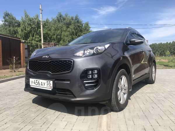 Kia Sportage, 2018 год, 1 495 000 руб.