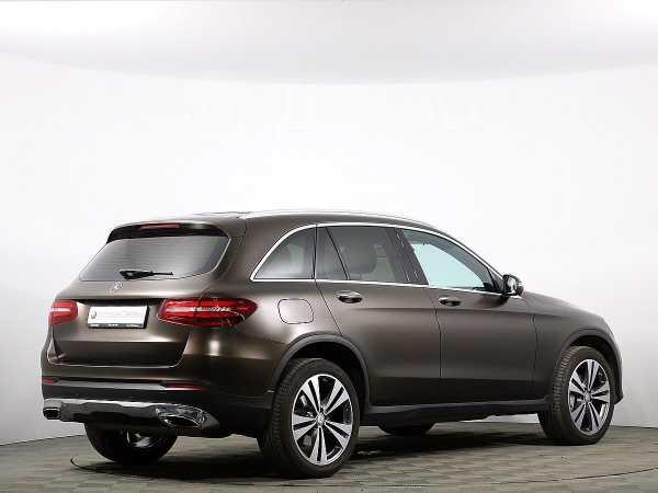 Mercedes-Benz GLC, 2016 год, 2 399 000 руб.