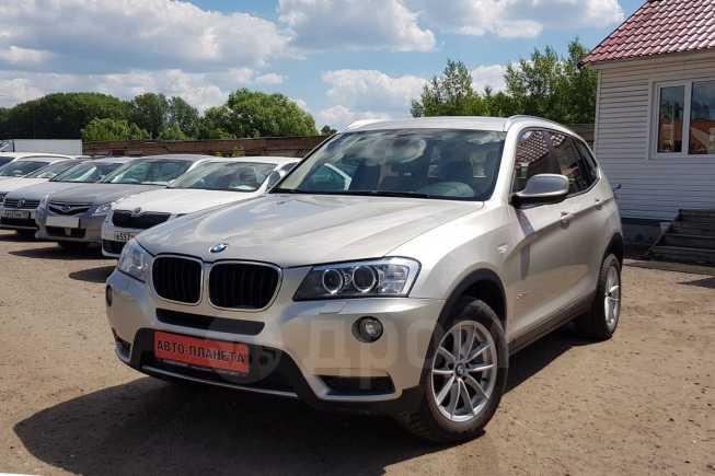 BMW X3, 2013 год, 1 149 000 руб.
