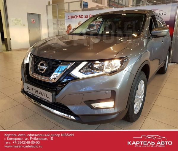 Nissan X-Trail, 2019 год, 1 688 000 руб.
