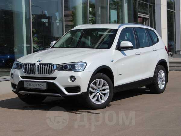 BMW X3, 2015 год, 2 100 000 руб.