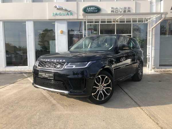 Land Rover Range Rover Sport, 2019 год, 6 713 000 руб.
