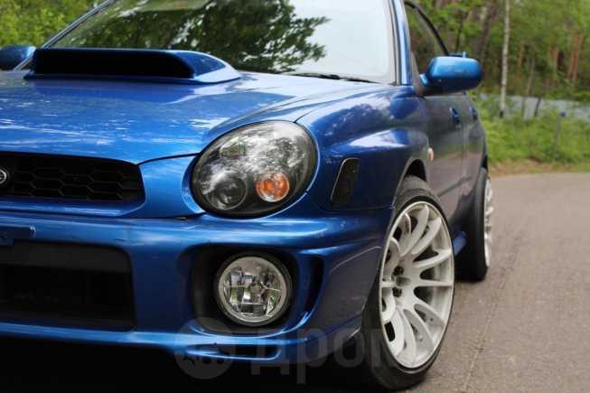 Subaru Impreza WRX, 2000 год, 395 000 руб.