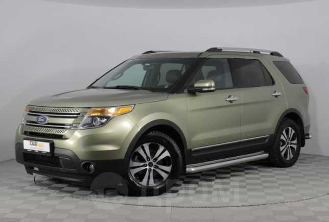 Ford Explorer, 2012 год, 1 070 000 руб.