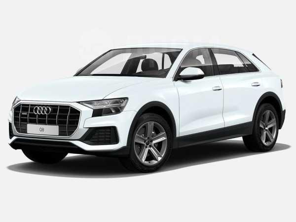 Audi Q8, 2019 год, 5 857 665 руб.