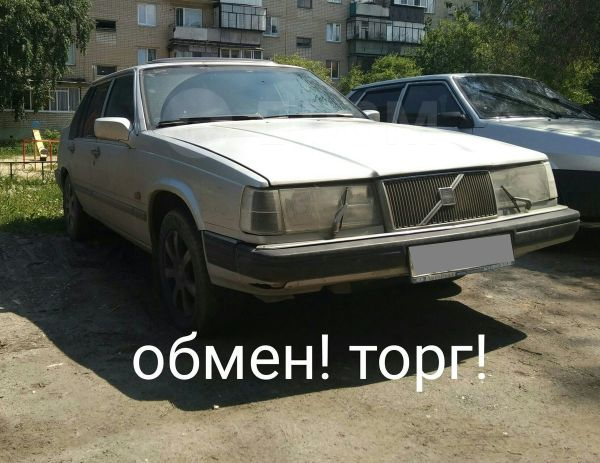 Volvo 960, 1991 год, 95 000 руб.