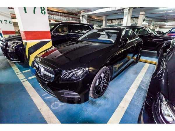 Mercedes-Benz E-Class, 2019 год, 4 295 711 руб.